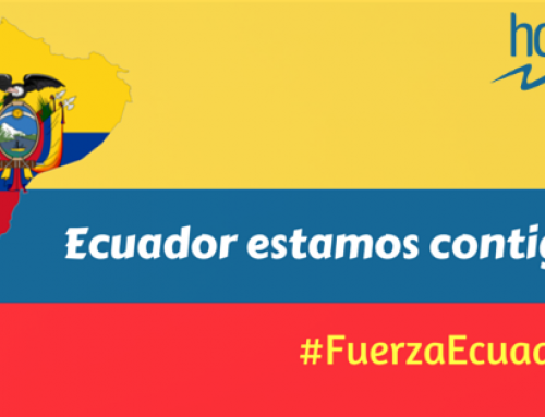 ECUADOR ESTAMOS CONTIGO