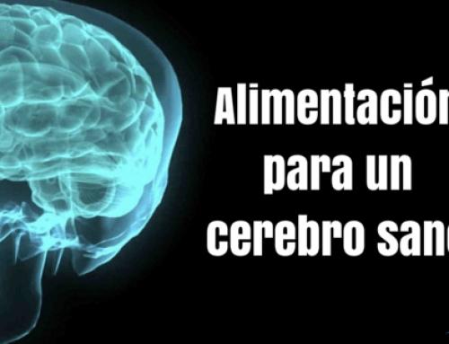 Alimentación para un cerebro sano