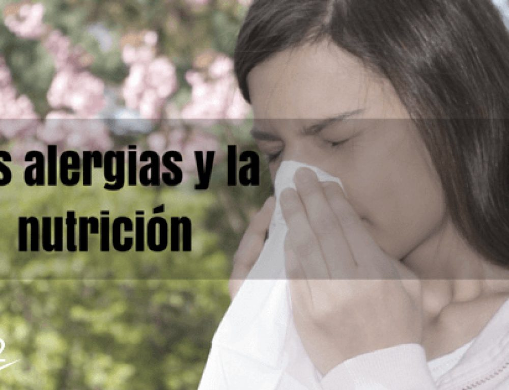 Las alérgias y la nutrición