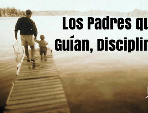Los padres que guían, disciplinan (Pros y contras de la disciplina y los límites)