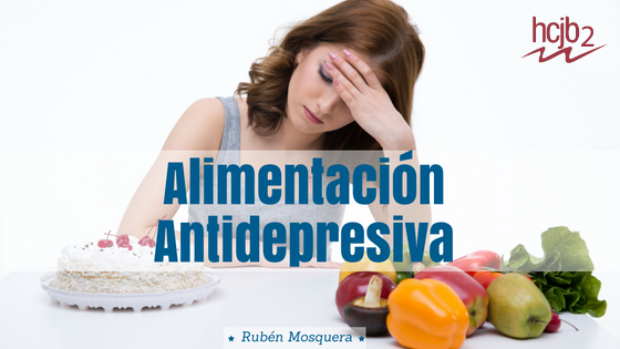 Alimentación antidepresiva