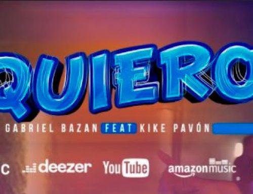 «Quiero», un feat entre Gabriel Bazán y Kike Pavón